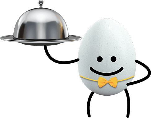 5 REASONS TO EAT AN EGG TODAY